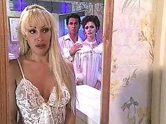 Asia Carrera, Dans La Salle De Bain, Pénis, Tétée, Lingerie , Milfs  , Star Du Porno, Chatte,