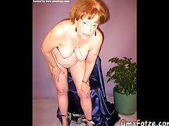 BBW, Big Tits, Compilation, Granny, Mature,