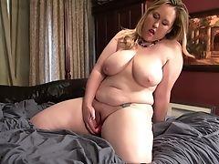 Amateur, BBW, Bedroom, Big Tits, Mature, MILF, Pussy, Spreading,