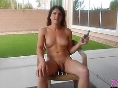 Audition, HD, POV, Shemale, Solo, Tranny,