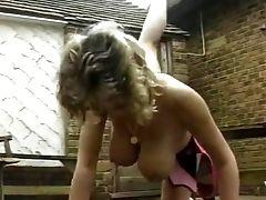 Velký Kozy, Chlupatý, Latex, Naolejovaný, Lehké Porno,