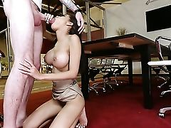 Argentinian, Babe, Ball Licking, Balls, Blowjob, Brunette, Cuban, Deepthroat, Drooling, Ethnic,