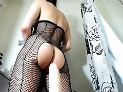 Dildo, Masturbation, POV, Webcam,