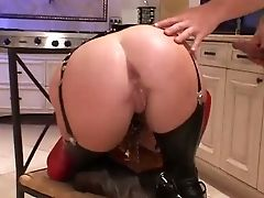 Ass Fucking, Beauty, Blonde, Cute, Ginger, Hardcore, Horny, Juicy, Kinky, Kitchen,